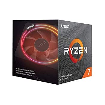 AMD Ryzen 7 3700X with Wraith Prism cooler 3.6GHz 8コア / 16スレッド 36MB 65W 100-100000071BOX 三年保証 [並行輸入品]