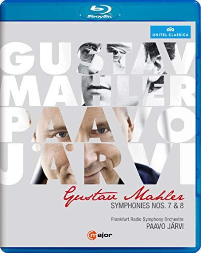 Symphonies Nos. 7 & 8 [Blu-ray]