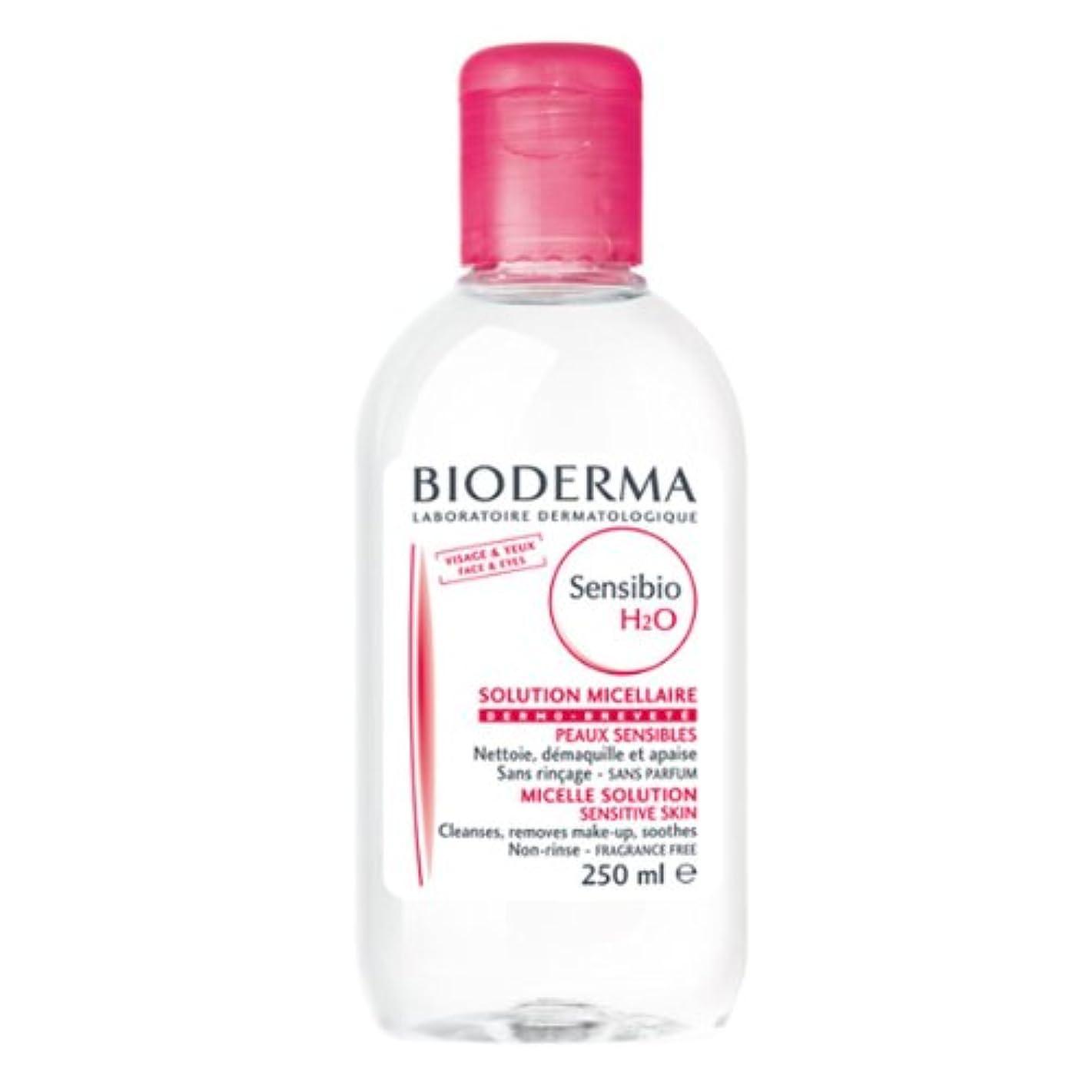 シンカン気配りのある評価可能ビオデルマ(BIODERMA) サンシビオ H2O D (エイチツーオーD) 250ml[並行輸入品]