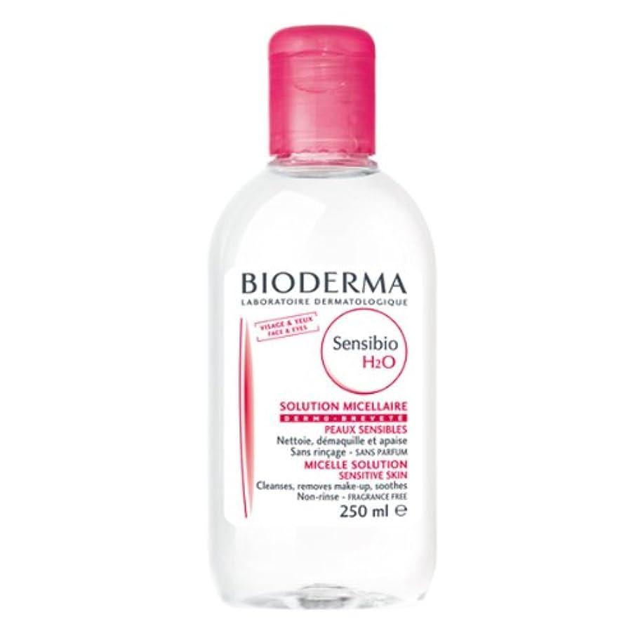 能力不安定なエキスパートビオデルマ(BIODERMA) サンシビオ H2O D (エイチツーオーD) 250ml[並行輸入品]