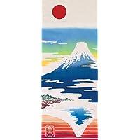 kenema 注染手ぬぐい 和楽 富士山 36×90cm 51658