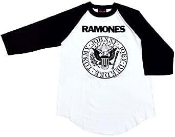 RAMONES 3/4 SLEEVE TEE(ラモーンズ七分袖Tシャツ) (Sサイズ)
