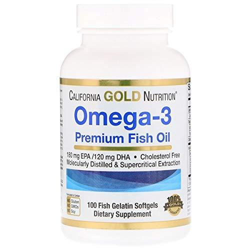 オメガ3 プレミアム フィッシュオイル - Omega-3 Premium Fish Oil (マドレラブ - Madre Labs) フィッシュ...