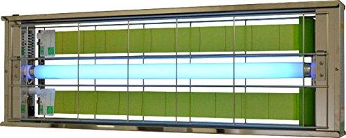 捕虫器ムシポン 20W 吊下げ型 MPX-2000 1台 382-4454