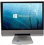 Windows 10 Pro NEC製19型ワイド液晶一体型PC MG-C 高速Core i5 480M 2.66G メモリ4G HD250GB DVD-ROM 無線有 19インチ Office2013