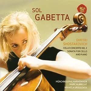 ショスタコーヴィチ:チェロ協奏曲第2番&チェロ・ソナタ