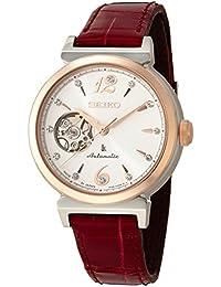 [ルキア]LUKIA 腕時計 メカニカル 自動巻(手巻つき) サファイアガラス 日常生活用強化防水(10気圧) SSVM012 レディース