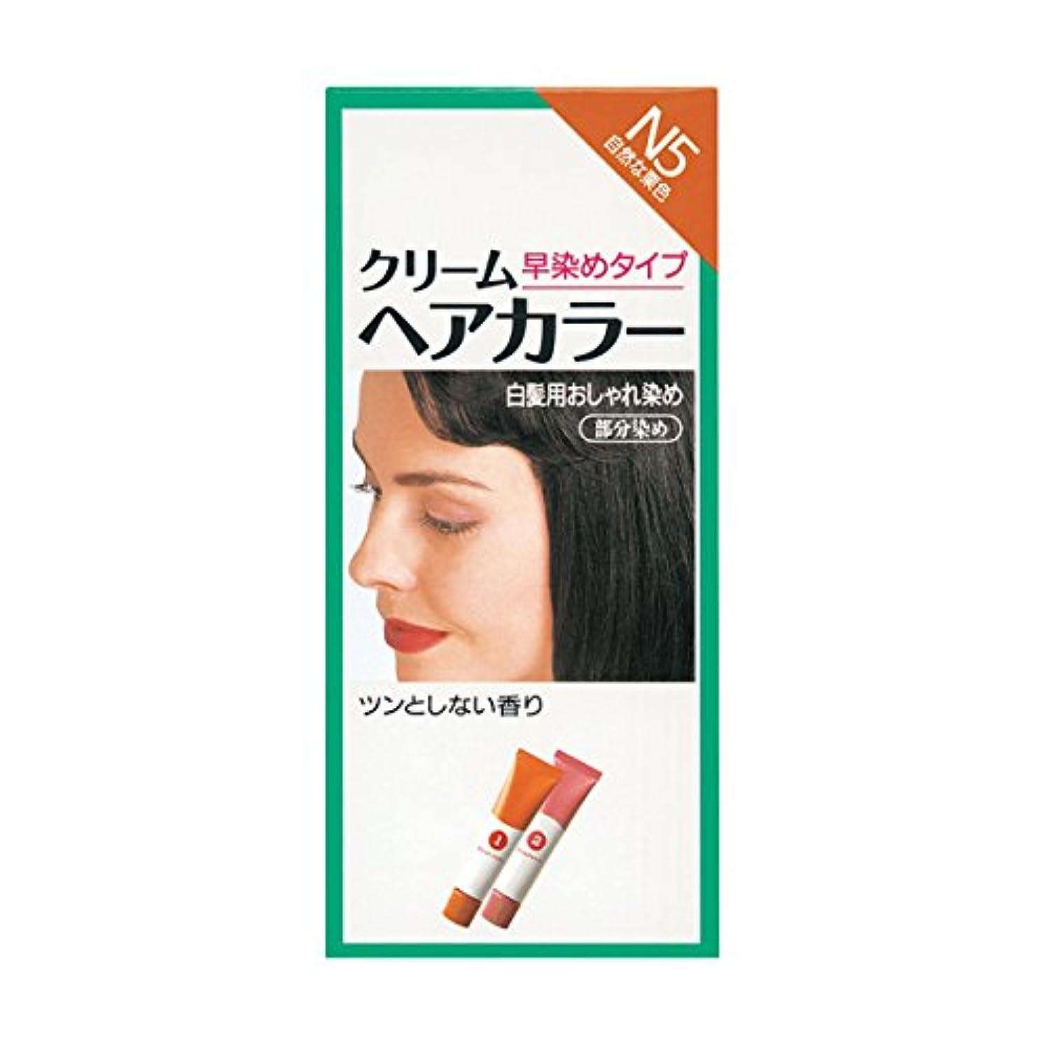 新年勇気のあるブラシヘアカラー クリームヘアカラーN N5 【医薬部外品】
