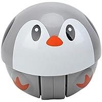 YChoice 可愛い赤ちゃんのおもちゃ ギフト ベビー キュート ペンギン プラスチック ハンドラトル ベル キッズ 面白いボール おもちゃ ギフト