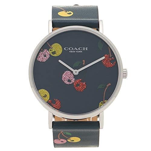 8d1d47bc38 [コーチ]腕時計 レディース COACH 14503038 ネイビーブルー [並行輸入品]の画像