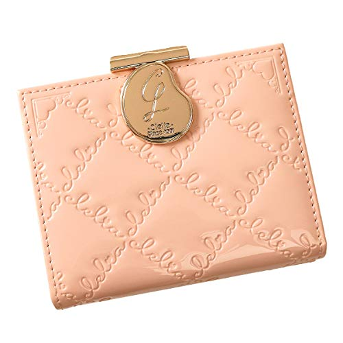 f4059dc70b30 [クレリア] Clelia 折り財布 レディース エナメル がま口 フラップ 三つ折り ミニ財布 小さい財布