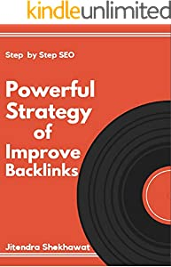 1100+ Ways Strategy Of Improve Backlinks: Complete Course (English Edition)