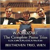 モーツァルト:ピアノ三重奏曲全集