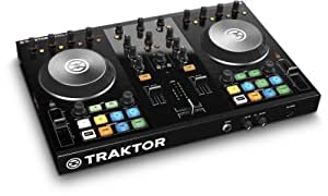 Native Instruments 2デッキDJシステム TRAKTOR KONTROL S2 MK2