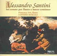 Sei Sonate Per Flauto E Basso Continuo