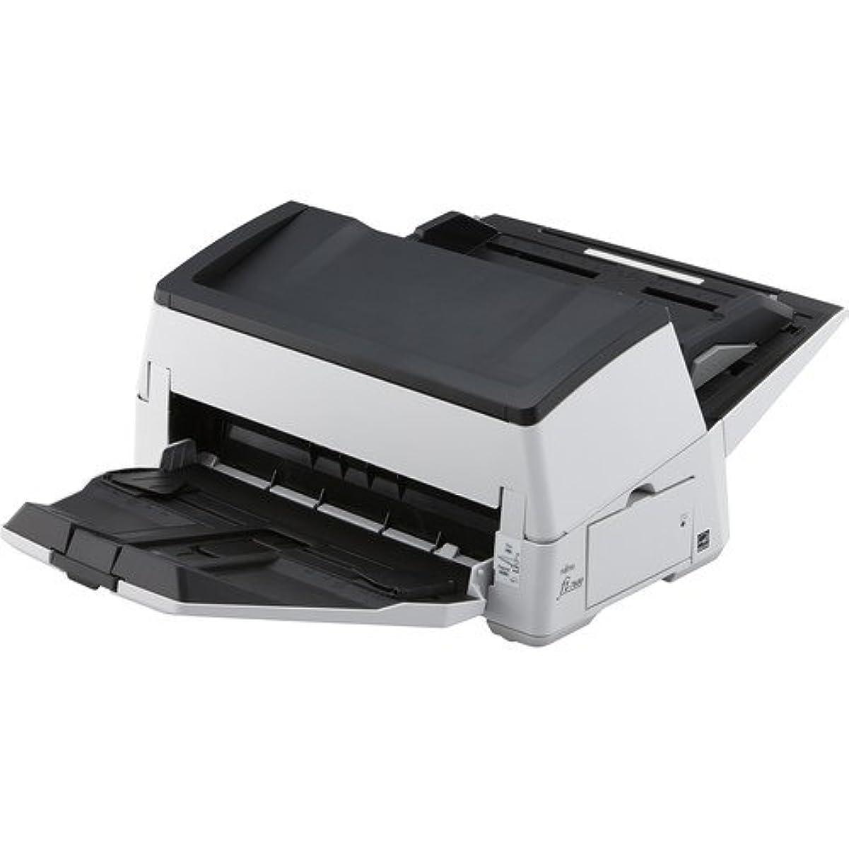 記念日若いこっそりFujitsu fi-7600 - Document scanner - Duplex - 12 in x 17 in - 600 dpi x 600 dpi - up to 100 ppm (mono) / up to 100 ppm (color) - ADF (300 sheets) - up to 30000 scans per day - USB 3.1 Gen 1