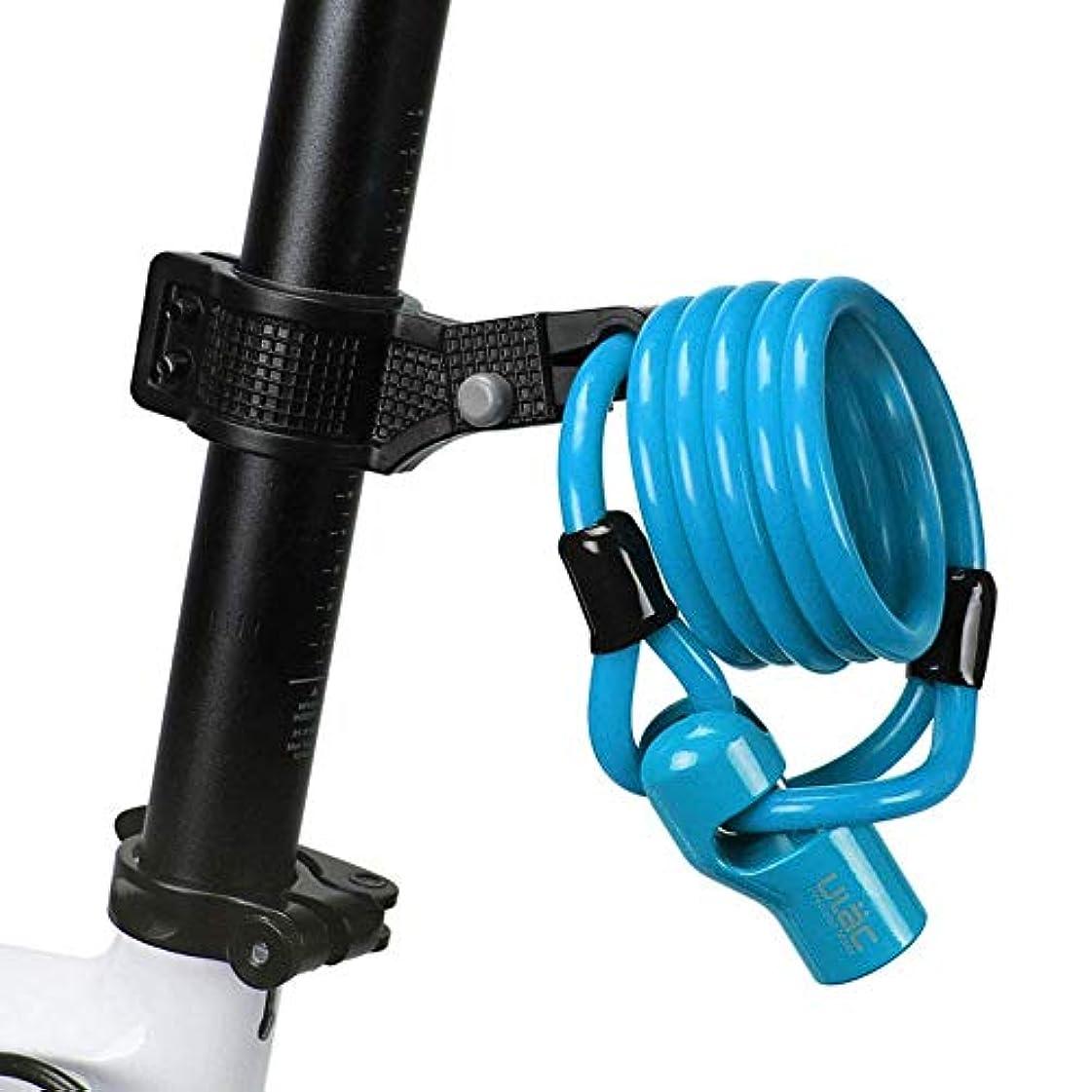 数学的なリズム在庫自転車ロック - 盗難防止Uロック - 電気ロック - マウンテンバイクロック - 盗難防止ロングスチール亜鉛合金PVCロック