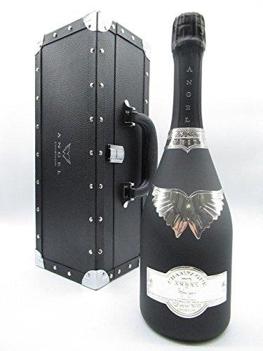 [ギフト] エンジェル シャンパン ブリュット 白 ブラックボトル 箱付き 750ml
