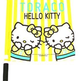 阪神 タイガース TORACO キティ フラッグ