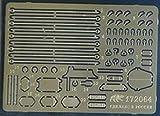 アクセサリーズ・グレートブリテン1/72 ソミュア S35 エッチングパーツ (エレール用) プラモデル用パーツ AGB72064