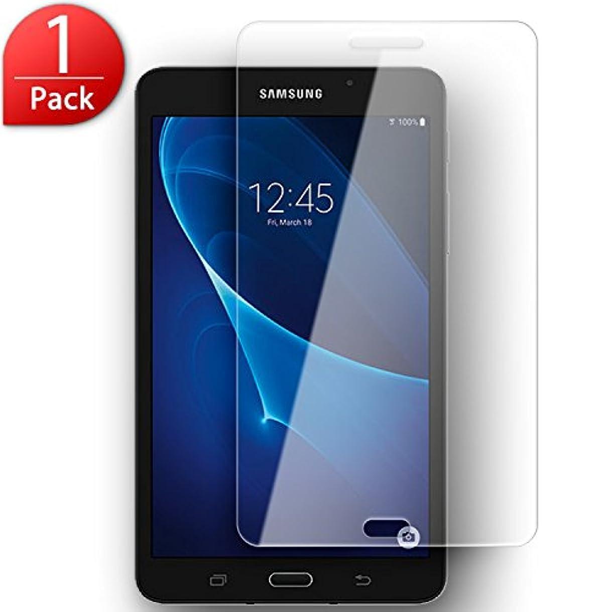 組カカドゥ酸SLEO Samsung Galaxy Tab A 7.0 SM-T280 フィルム Samsung Galaxy Tab A 7.0 SM-T280液晶保護フィルム 高透過率 防爆裂 指紋防止対応 スクラッチ防止 気泡ゼロ Samsung Galaxy Tab A 7.0 SM-T280強化ガラスフィルム(クリア)