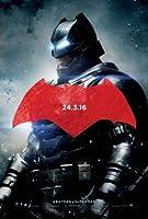 バットマンVスーパーマン:正義の夜明け–メキシコの輸入映画の壁ポスター印刷-30CM X 43CMバットマン