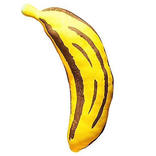 バナナ抱き枕 特大ぬいぐるみ ふわふわ柔らかい プレゼントとして最適 70cm