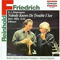 Nobody Knows De Trouble by Zimmermann Trumpet Concertos