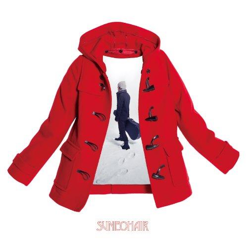 赤いコート(初回限定盤)(DVD付)