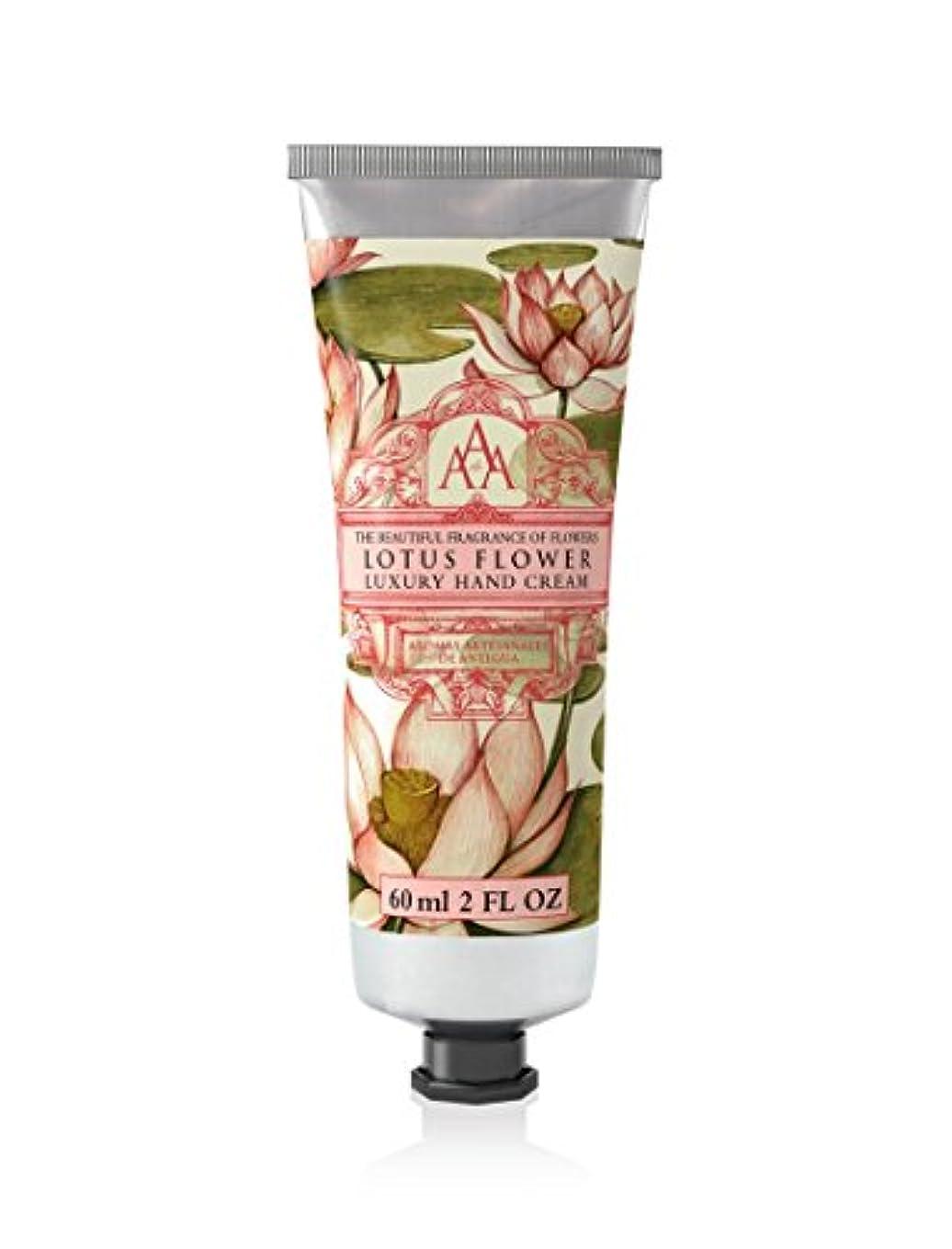傾斜熱意予想外Luxuey Hand Cream クルトンヒルファーム ハンドクリーム ロータスの香り