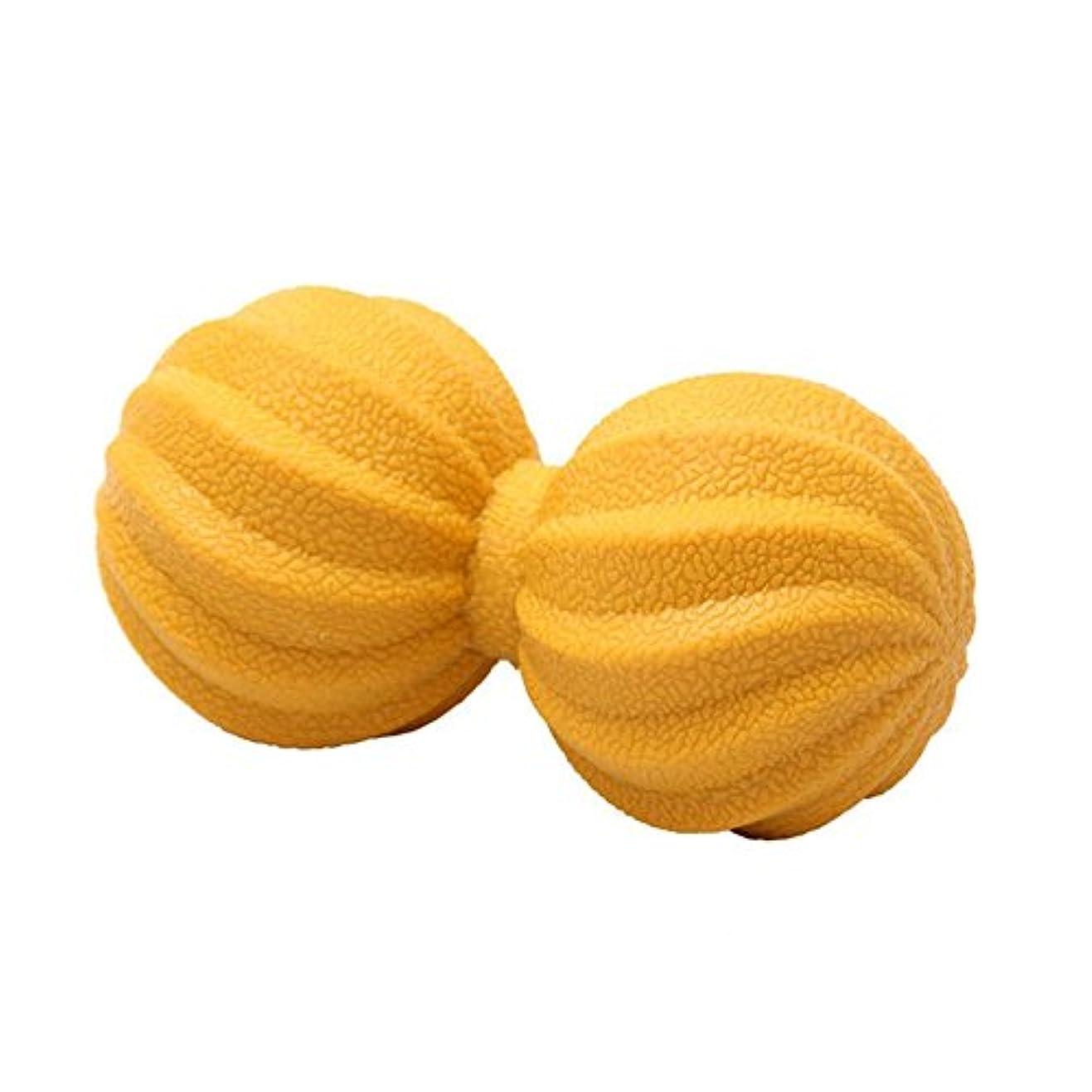 愛する来てカウンタマッサージボール TPE 痛み緩和 ホッケーボール 肩/背中/腰/ふくらはぎ/足裏 筋膜リリース 血液循環