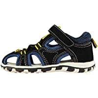SoulCal Boys Cage Infant Trekking Hiking Sandals Summer Shoes