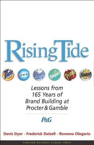 Rising Tide: Lessons from 165 Years of Brand Building at Procter & Gambleの詳細を見る