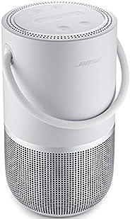 Bose Portable Smart Speaker ポータブル スマートスピーカー Bluetooth, Wi-Fi接続 マイク付 最大12時間 再生 防滴 11.9 cm (W) x 19.15 cm (H) x