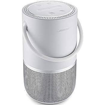 BOSE PORTABLE HOME SPEAKER ポータブルスマートスピーカー Amazon Alexa搭載 ラックスシルバー