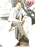 嵐のワクワク学校 2019 「先生クリアファイル(大野智)」 〜時空をJUMP!すべてが愛おしくなる修学旅行〜 公式グッズ + 嵐「大野智」公式写真 1種 セット