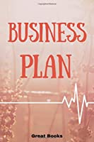 Notebook: Lined Notebook Journal - Business Plan - 120 Pages - Large (6 x 9 inches)