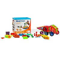 magneticalsタイルSet for Kids 98-Pieces DC12709