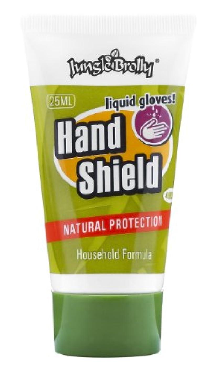 環境に優しいくしゃみ配管ハンドシールド ハンドクリーム 25mlチューブ