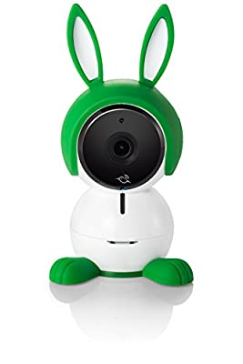 Arlo Baby - HD Baby Monitor and Camera, Two-Way Audio, Night Vision, Temperature & Air Sensors and Music Player (ABC1000-100AUS)
