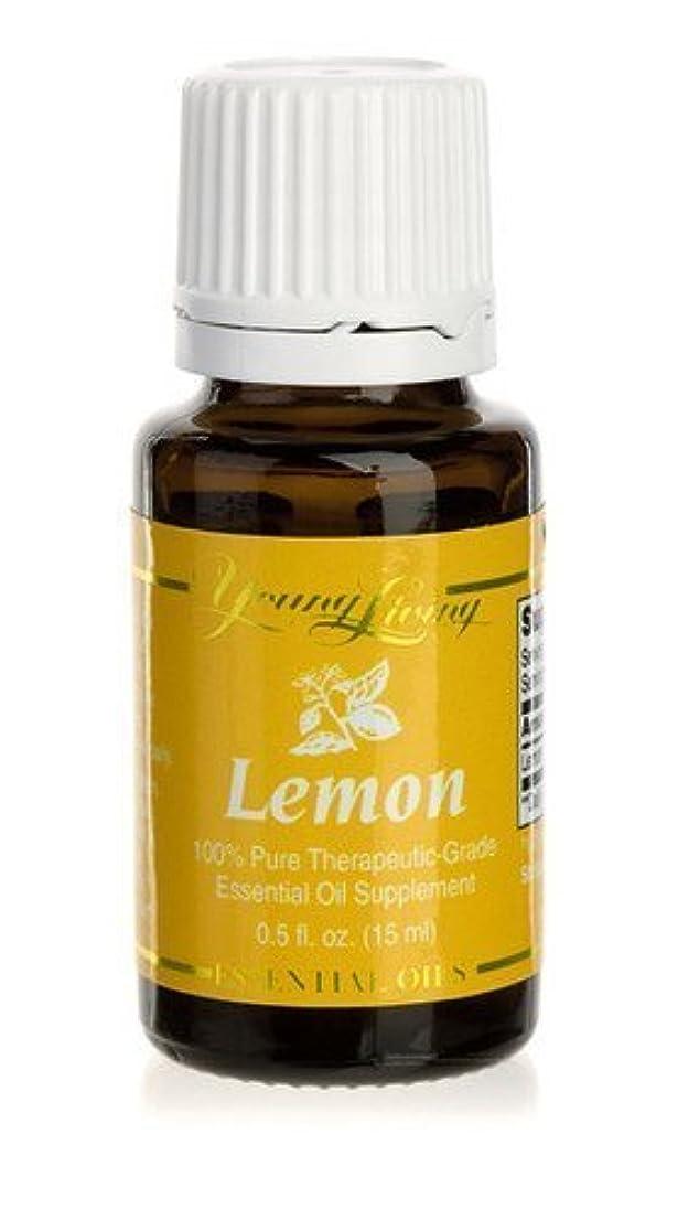渇き蚊どんなときもYoung Living Essential Oils - Lemon - 5 Ml NEW by Young Living [並行輸入品]
