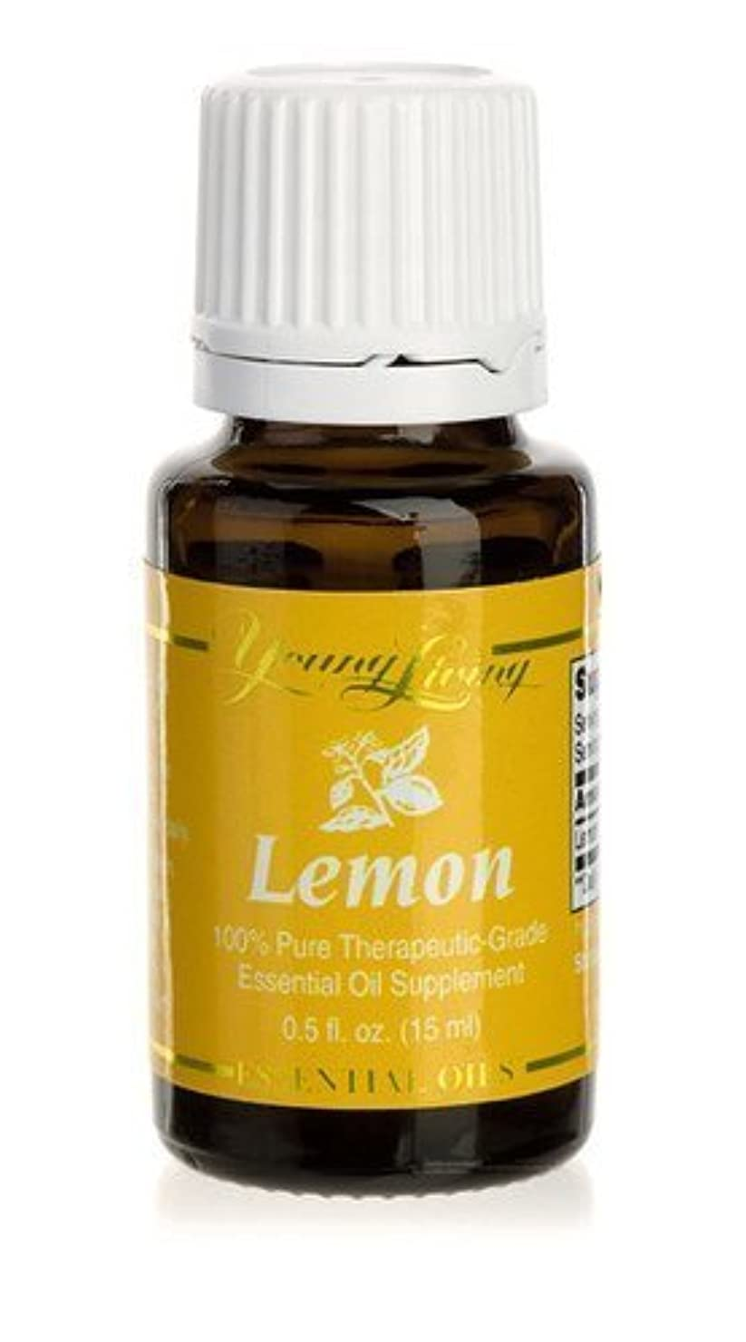 無ギャンブル注入するYoung Living Essential Oils - Lemon - 5 Ml NEW by Young Living [並行輸入品]