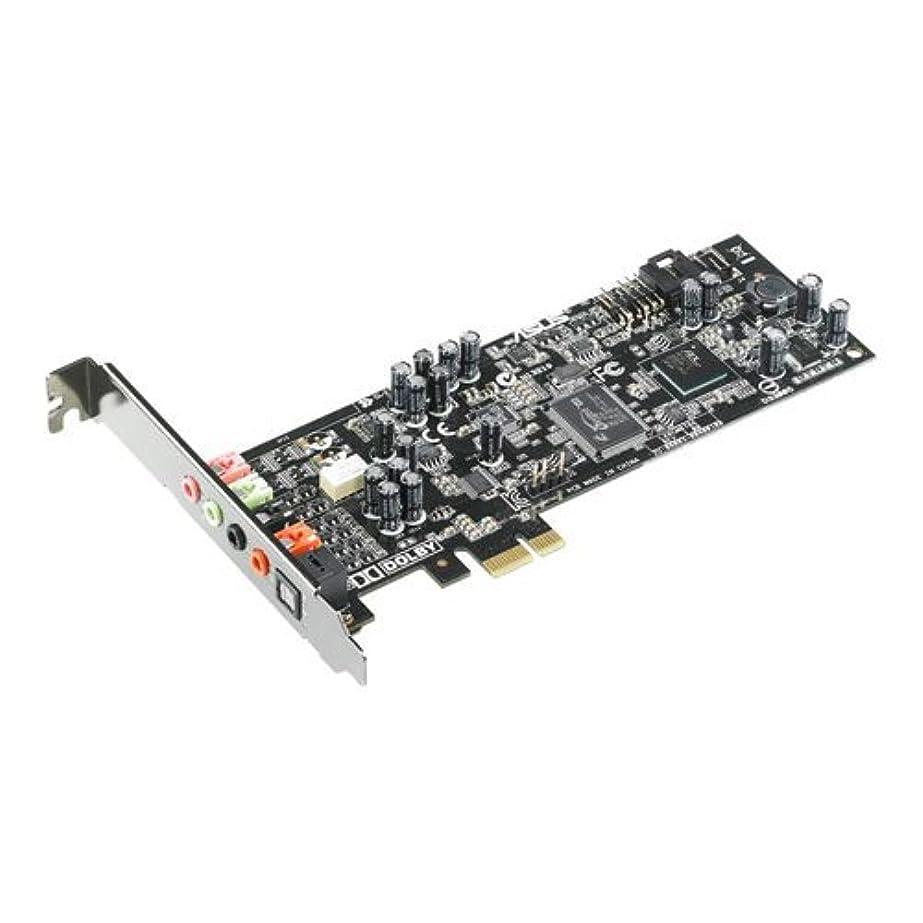 ギャラントリー反毒挨拶するAsus Xonar DGX 5.1 Sound Card (PCI Express 1.0, Smart Volume Normalizer, Xear 3D Virtual Speaker Shifter, Magic Voice)