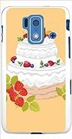 ohama SH-03F スマートフォン for ジュニア2 ハードケース y042_f スイーツ 洋菓子 デコレーションケーキ スマホ ケース スマートフォン カバー カスタム ジャケット docomo