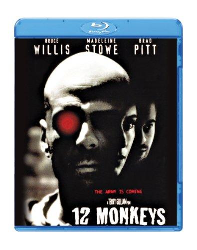 12モンキーズ [Blu-ray]の詳細を見る