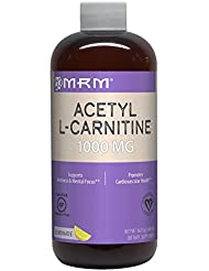 MRM - アセチルのLカルニチンの液体のレモネード 1000 mg。16ポンド