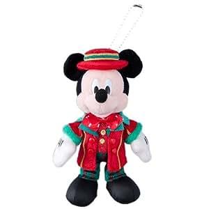 ディズニークリスマス2015 ミッキーマウス ぬいぐるみバッジ クリスマス・ウィッシュ【東京ディズニーシー限定】2015年 Xmas パーフェクト クリスマス