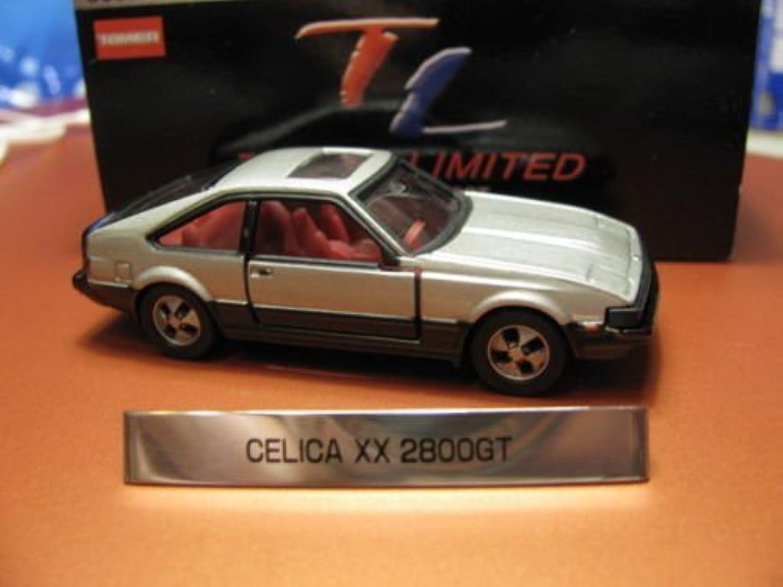 トミカリミテッド 0009 CELICA XX 2800GT