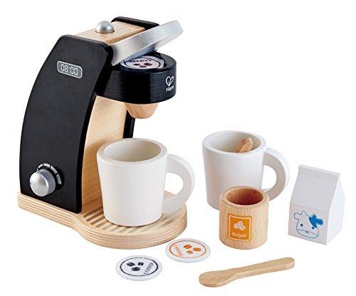Hapeコーヒー時間の2つの木製コーヒーメーカー再生キッチン...