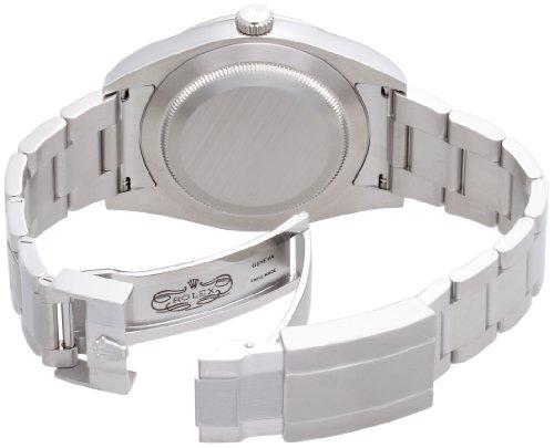 [ロレックス]ROLEX エクスプローラー1 ブラック文字盤 アラビアインデックス SS 腕時計 Ref.214270 メンズ 【並行輸入品】